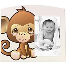 Precious Paws Monkey 4 x 6 Inch Photo Frame