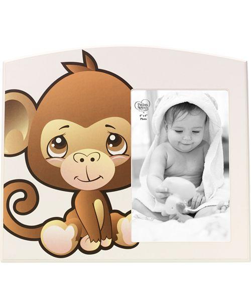 Precious Moments Precious Paws Monkey 4 X 6 Inch Photo Frame