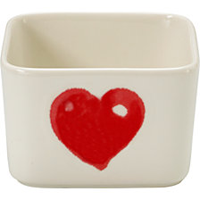 Celebrations by Valentine's Day Heart Serving Bowl