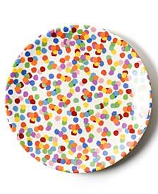 Happy Everything by Laura Johnson Collection Toss Salad Plate