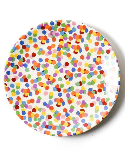 Coton Colors Happy Everything!™ Collection Toss Salad Plate