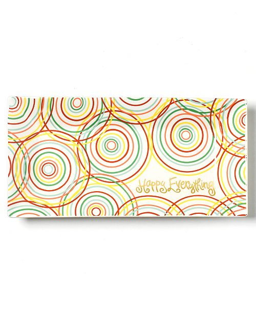 Coton Colors Happy Everything!™ Collection Multi Hypno Scoop Tray