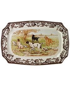 Spode Woodland Dog Collection