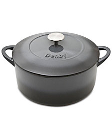 Denby Halo 5.5-Qt. Round Covered Casserole