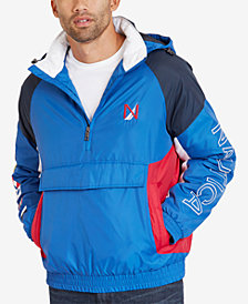 Nautica Men's Heritage Popover Jacket