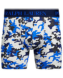 Polo Ralph Lauren Men's Stretch Boxer Briefs