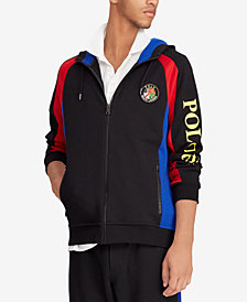 Polo Ralph Lauren Men's Big & Tall Downhill Skier Double-Knit Hoodie