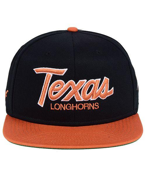 classic fit 2d8eb c5e55 ... wholesale nike texas longhorns sport specialties snapback cap sports  fan shop by lids men macys ec287