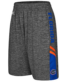 Colosseum Florida Gators Summer Shorts, Big Boys (8-20)