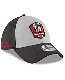 New Era Boys' Atlanta Falcons Sideline Road 39THIRTY Cap
