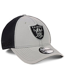 New Era Oakland Raiders 2-Tone Sided 39THIRTY Cap