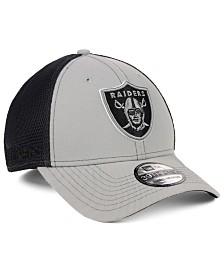 New Era Oakland Raiders 2-Tone Sided 39THIRTY Cap