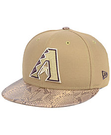 New Era Arizona Diamondbacks Snakeskin Sleek 59FIFTY FITTED Cap
