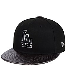 Los Angeles Dodgers Snakeskin Sleek 59FIFTY FITTED Cap