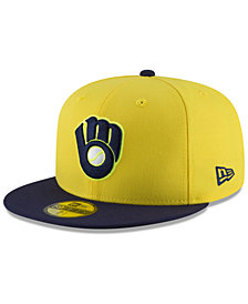 New Era Milwaukee Brewers Players Weekend 59FIFTY FITTED Cap