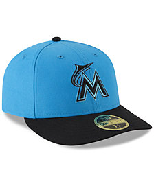 New Era Miami Marlins Players Weekend Low Profile 59FIFTY FITTED Cap