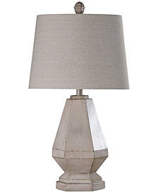 StyleCraft Storico Table Lamp