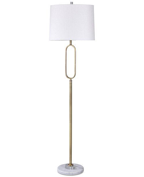 StyleCraft Rosa Floor Lamp