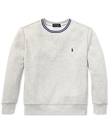 Polo Ralph Lauren Big Boys Fleece Sweatshirt