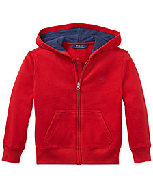 Polo Ralph Lauren Toddler Boys Fleece Hoodie
