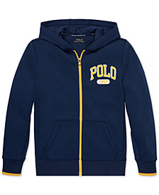 Polo Ralph Lauren Big Boys Logo Graphic Hoodie