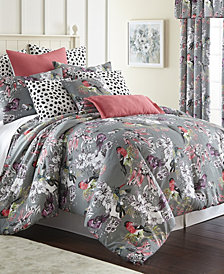 Birds In Bliss Comforter Set Super King