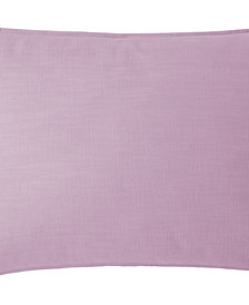 Cambric Mauve Pillow Sham Standard/Queen