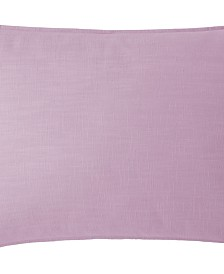 Cambric Mauve Pillow Sham-Queen