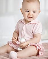 c2a3086bc Ralph Lauren Baby Girls Cupcake Dress