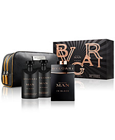 BVLGARI Man In Black Eau de Parfum 4-Pc. Gift Set