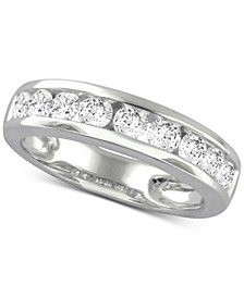 Band (1-1/5 ct. t.w.) in 14k White Gold