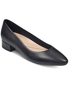 bbadb156d26 Easy Spirit Caldise Block-Heel Pumps   Reviews - Pumps - Shoes - Macy s