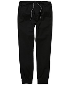 Big Boys Modern Drawstring Jogger Pants