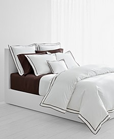 Spencer Border Bedding Collection