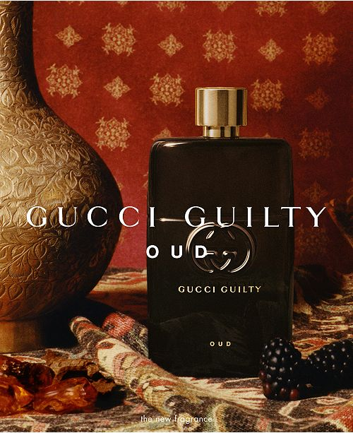 b71a5081d Gucci Men's Gucci Guilty Oud Eau de Parfum, 3-oz. & Reviews - All ...
