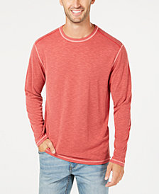 Tommy Bahama Men's Flip Side Reversible Long-Sleeve T-Shirt