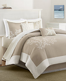 Harbor House Coastline 6-Pc. Queen Comforter Set