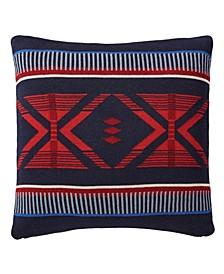 Jaquard Knit Pillow
