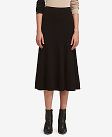 DKNY Pull-On Midi Skirt, Created for Macy's
