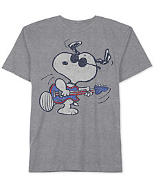 Jem Little Boys Red, White & Rock Graphic T-Shirt