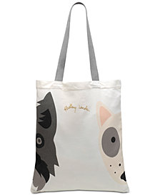 Radley London Bulldog Tote in support of the ASPCA