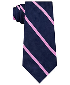 Tommy Hilfiger Men's Beach House Stripe Silk Tie