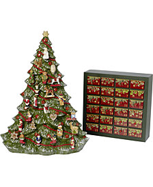Villeroy & Boch Christmas Toys Memory Advent Calendar