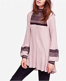Free People Snow Day Turtleneck Thermal Top