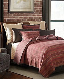 Rushmore 3Pc Full/Queen Quilt Set