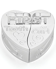 Lenox Childhood Memories First Tooth & First Curl Box