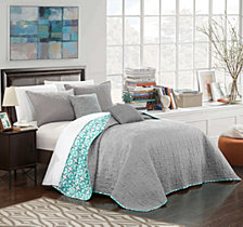 Chic Home Anat 5 Piece King Quilt Set