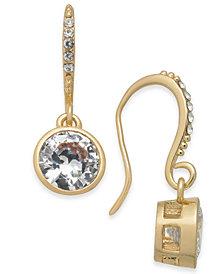 Alfani Crystal Drop Earrings, Created for Macy's