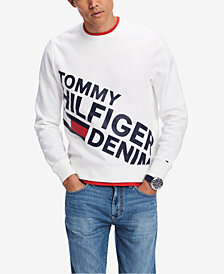 Tommy Hilfiger Men's Reed Graphic Sweatshirt, Created for Macy's