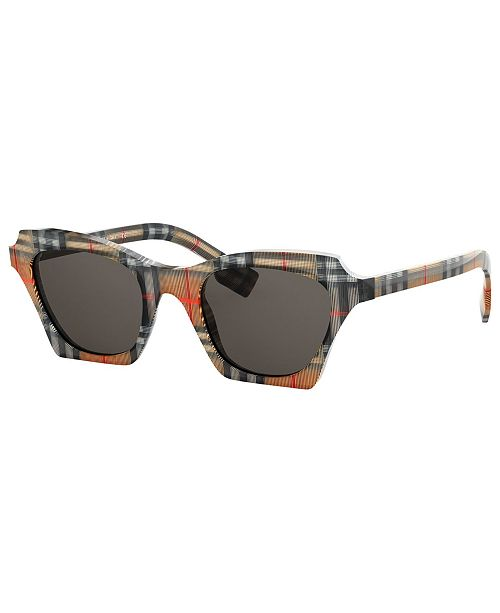 Burberry Sunglasses, BE4283 49